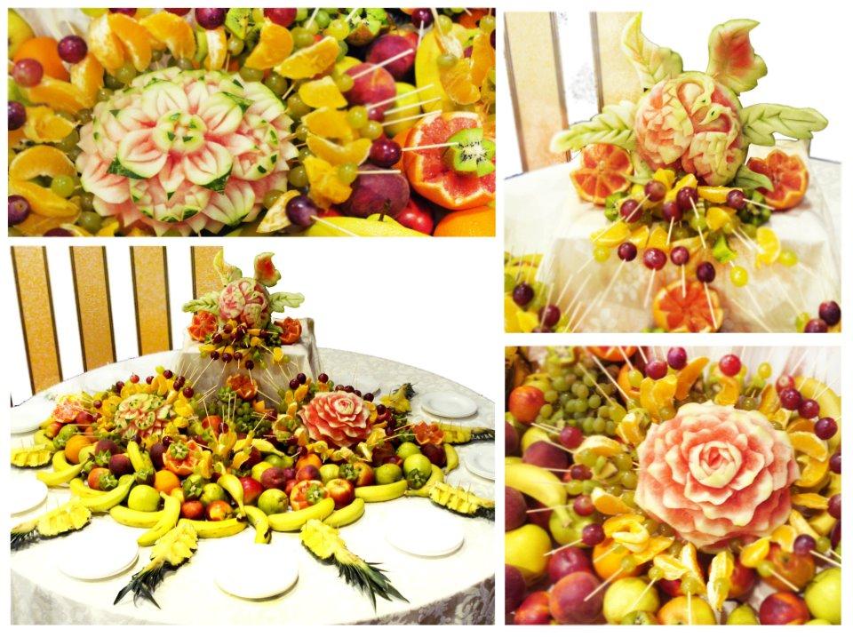 Aranjamente fructe (3)