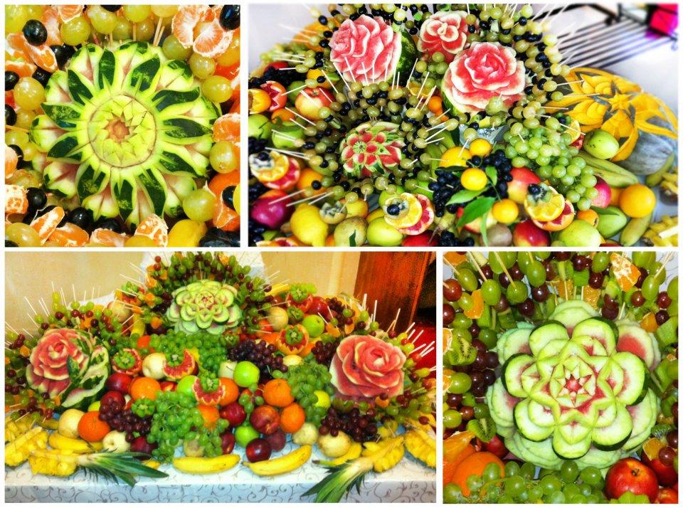Aranjamente fructe (5)