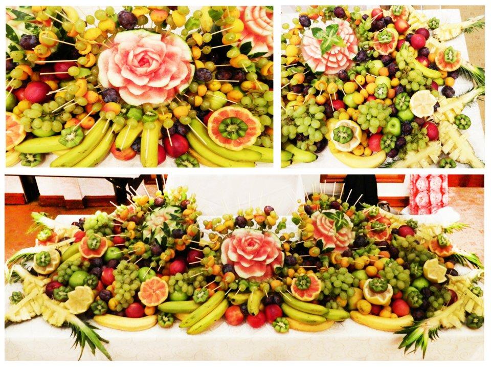 Aranjamente fructe (6)