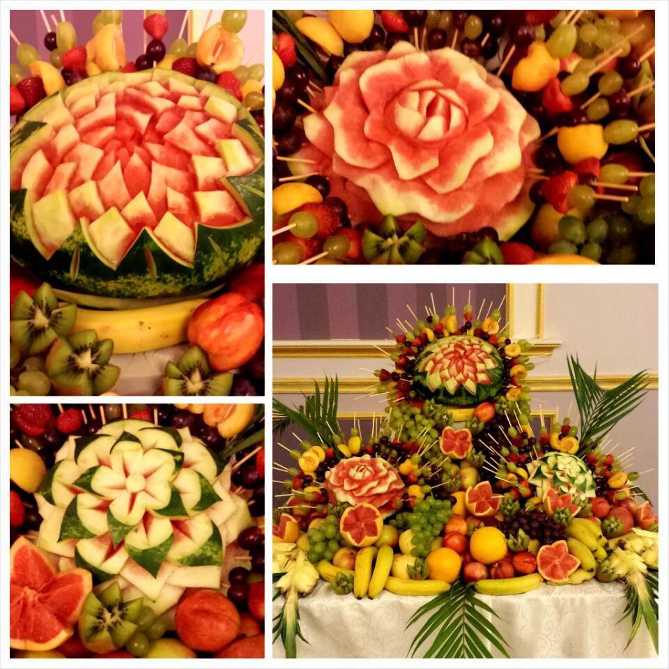 Aranjamente fructe (8)